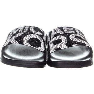 ✨ NWT NIB Michael Kors Gilmore Slides Size 8 ✨